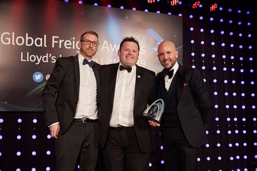 Global Freight Awards 2019