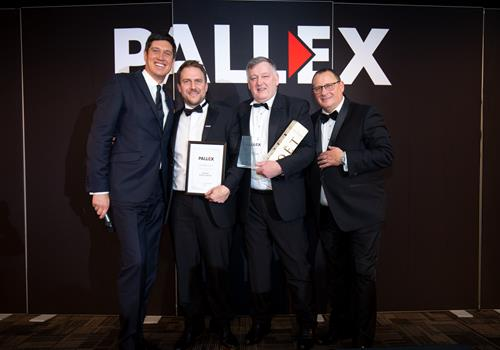 Magnus Group Wins Regional Prize for South East | Pall-Ex