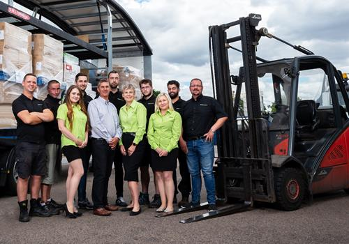 Exact Logistics Wins Regional Award for the Midlands